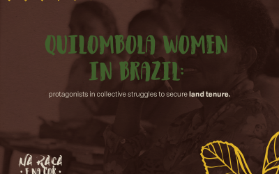 Every quilombola woman is a resistance synonym